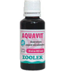 Zoolek 250ML AQUAVIT POND
