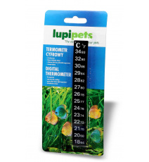 Lupipets Termometr Digital LCD
