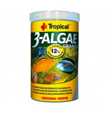 TROPICAL 3-ALGAE GRANULAT 10L