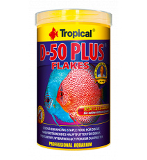 TROPICAL D-50 PLUS 250ML PALETKI